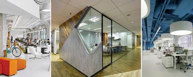 Văn phòng mở - kẻ thù của các CEO