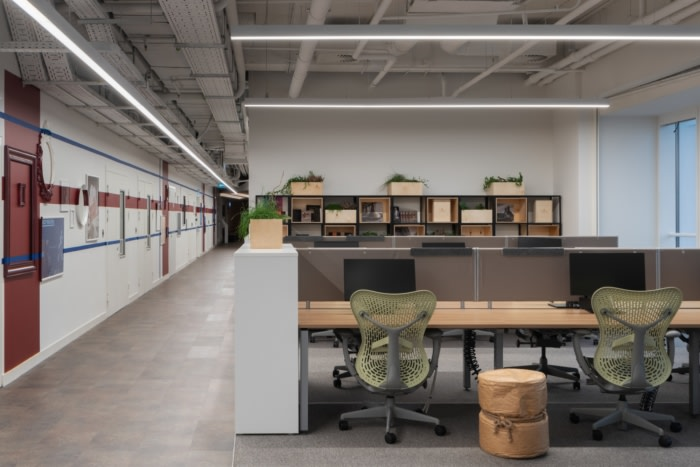 How office designs help attract and retain top talent