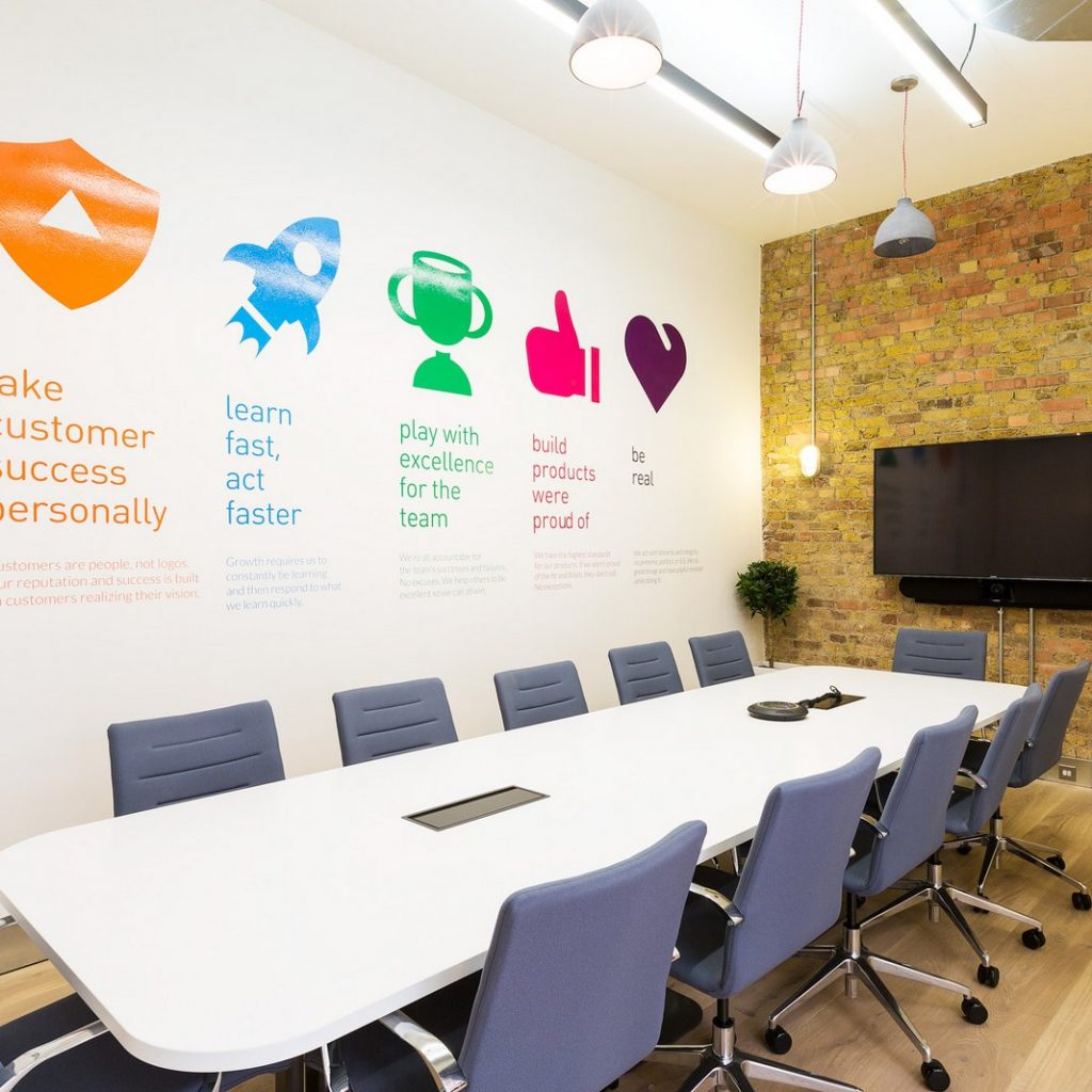 5 Most Beautiful Office Designs tips