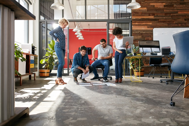 5 ways to put more wellness in the office design