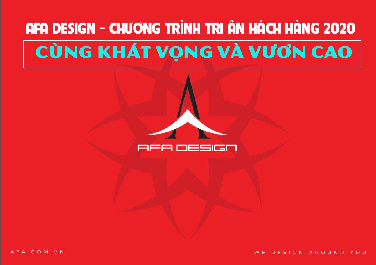 AfA Design - Tập đoàn Hóa Chất Đức Giang, hợp tác cùng phát triển