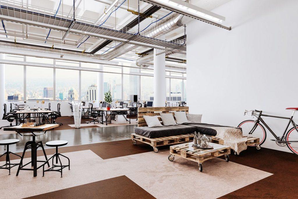 Kinh nghiệm thuê thiết kế nội thất văn phòng dịch vụ uy tín, chất lượng