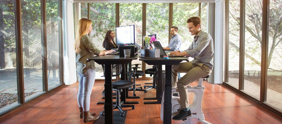 OFFICE CAFÉ CONCEPTS TO ATTRACT YOUNG EMPLOYEES