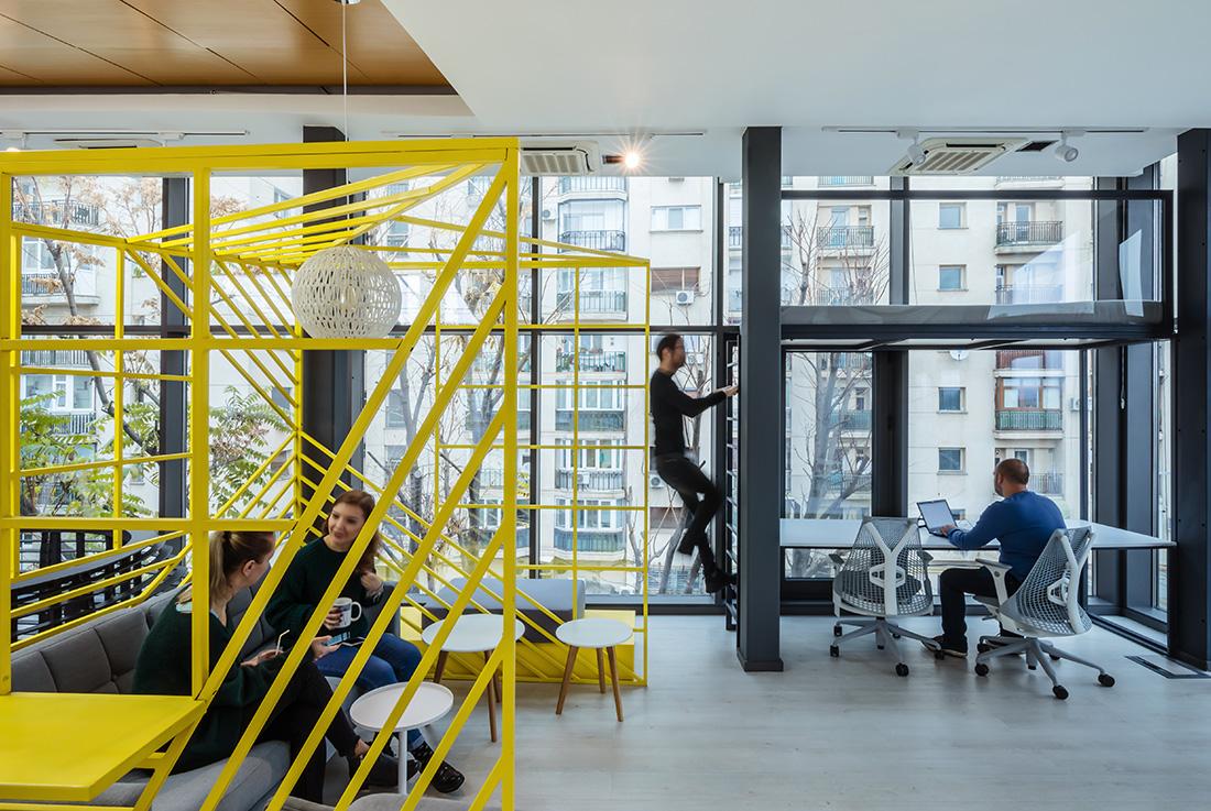 Tương lai của nơi làm việc - Lấy con người làm trung tâm