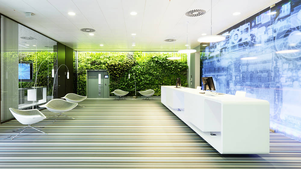 Why the green office design is the hottest in the current trend