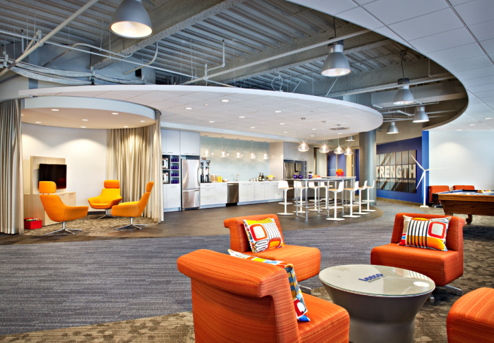 HOW TO HAVE A MODERN OFFICE DESIGN, ENHANCE WORKING PRODUCT FOR EMPLOYEES