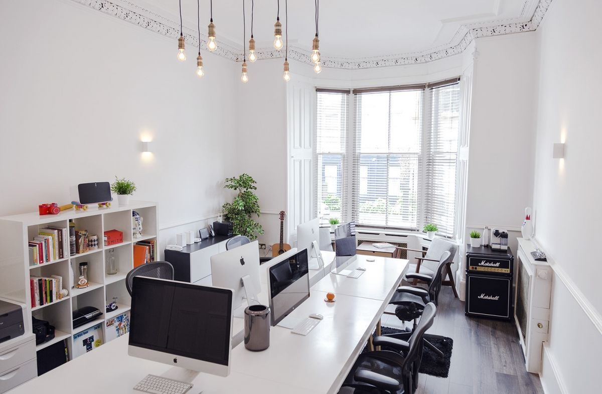 HOW TO GET MODERN OFFICE DESIGN, CATCHING THE TREND