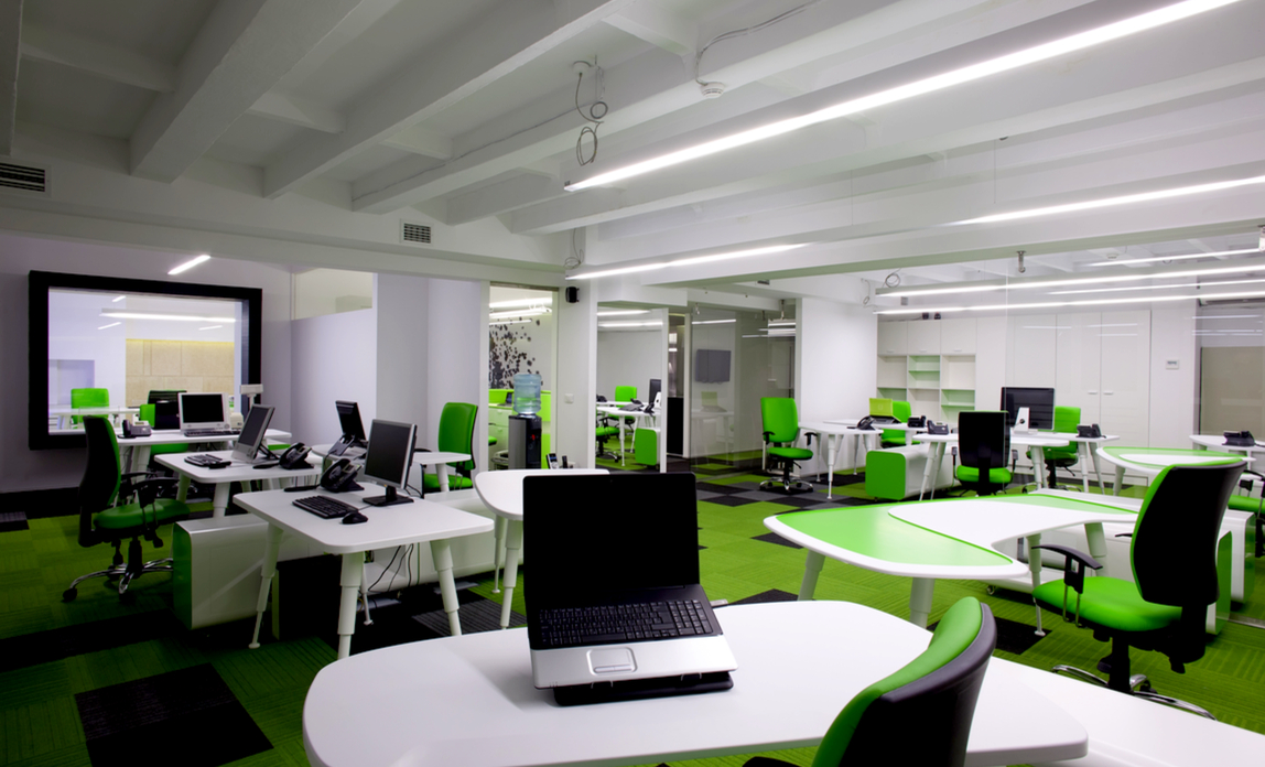 HOW TO DESIGN AN ECONOMIC AND MODERN OFFICE FOR RENT?