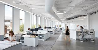 UNIQUE MODERN OFFICES FOR YOUNG ARCHITECTS