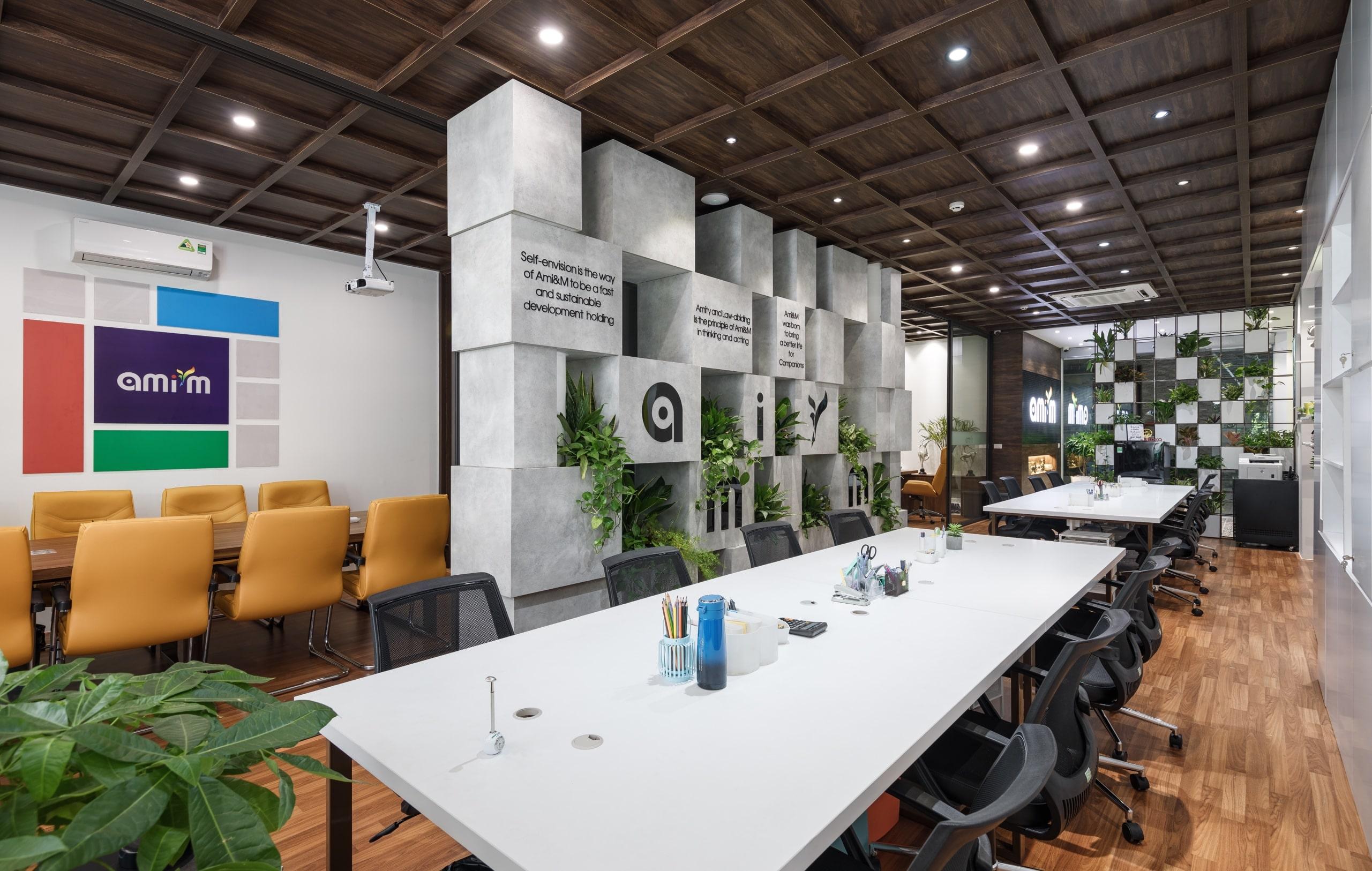 Văn Phòng Công Ty AMI&M