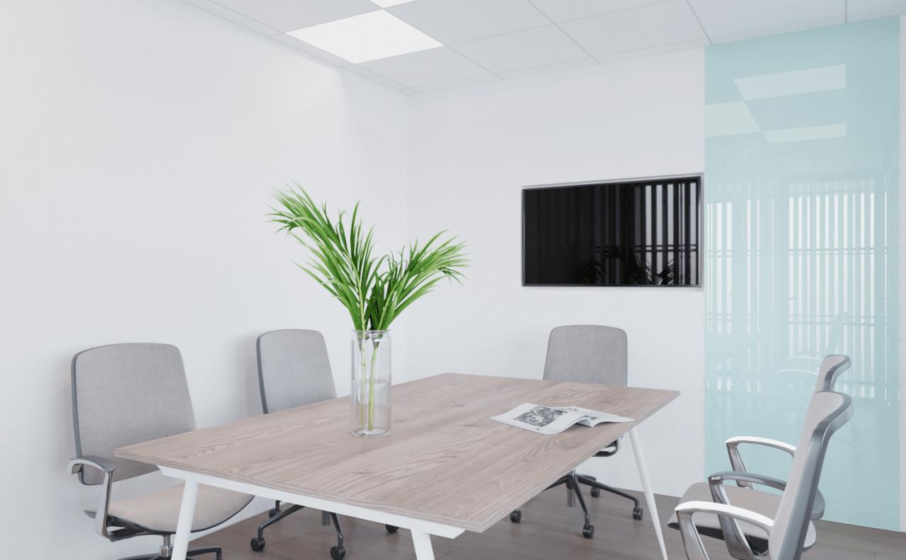Nguyên tắc thiết kế nội thất phòng họp