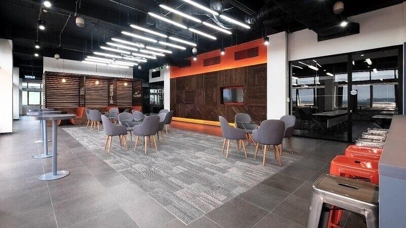 Tổng hợp các mẫu thiết kế văn phòng hiện đại và độc đáo