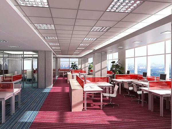 Thi công nội thất văn phòng uy tín chất lượng tại Hà Nội