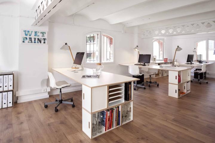 Những mẫu thiết kế văn phòng nhỏ đẹp ấn tượng