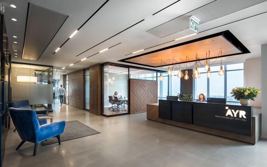 Thiết kế sảnh văn phòng hiện đại có khó không?