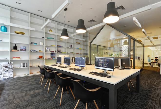 Học ngay cách thiết kế mô hình văn phòng hiện đại của người Nhật