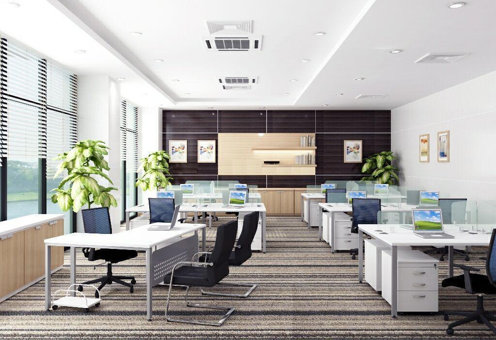3 điều cần biết về thiết kế thi công nội thất văn phòng 2019